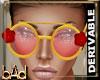 DRV Rose Sunglasses
