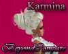 Platinum/Silver Karmina