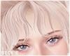 Cute Bangs Blonde