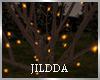 ~J~ Halloween Light Tree