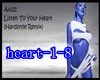 `A` Heart
