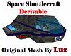 Shuttlecraft Trek Style