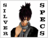 Silver Nerd Specs