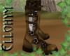 ~E- Medieval BootW/Knife