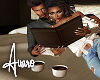Couples Coffee & Book