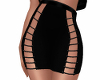 Summer Halter Skirt Blk