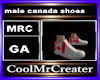 male canada shoes
