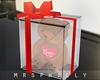 """ VDay Gift Bear Brown"