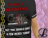 [C] Not a weatherman