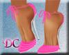 (DC)Velvet Spike Heels P