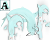 Aqua kawai head Sharky