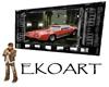 Pontiac Firebird + frame