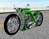 Green Monster Bike