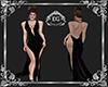 Dress show black