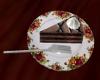 Mousse Cake Slice