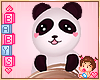 ! ✿ Kawaii Panda Toy *