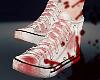 Bloody Sneakers (F)