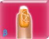 *B* FrooteeNails: Orange