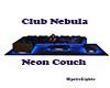 Club Nebula Neon Couch