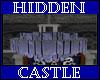 Hidden Castle Chandelier