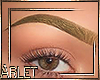 Blond Eyebrowns