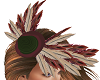 TF* Feathered Hat