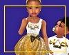 Kids Black Label Dress