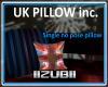 UK PILLOW inc. (no pose)