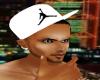 {DS} White BLK Jordan
