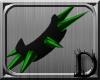 [D] Green Chrome Collar