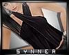 SYN! Halter top-black