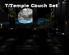 T/Temple Couch Set