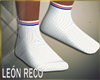 ♣ Socks  White Man/Kid