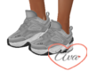 Lady Sneakers Grey
