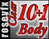 10+1 Clear Body Poses