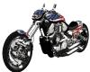 American Flag Bike
