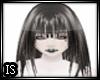 (IS)Black Hair Long
