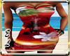 Hawaii red dress
