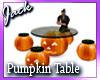 Pumpkin Table