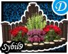 [MSF] Corner Flower Bed