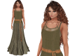 TF* BOHO belted outfit