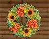Autumn wreath 2