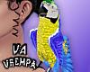 va. shoulder parrot F