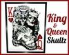 King & Queen Skullz