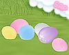 .C Small Floor Balloons