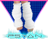 PsY Unisex White Warmers