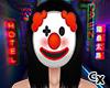 Google Clown Mask F