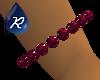 {R} Ruby Bracelet R