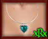 Diamond Heart Necklace T