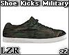 Shoe Kicks Military Z2